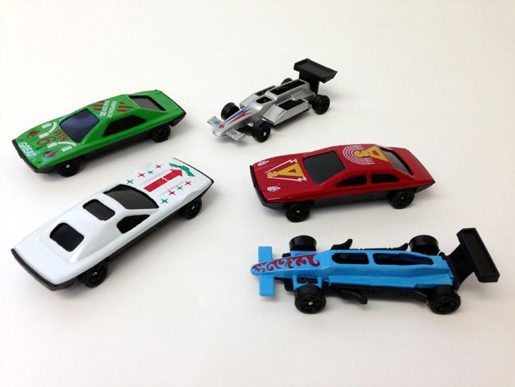 3 Inch Die Cast Race Car - Prizes For Boys & Girls - Prizes & Novelties