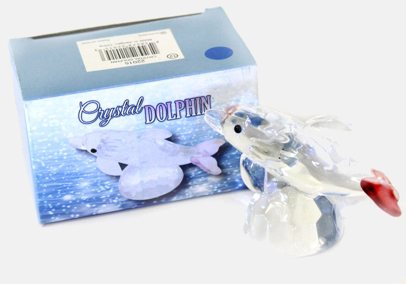Crystal Dolphin - Prizes for Ladies - Prizes & Novelties