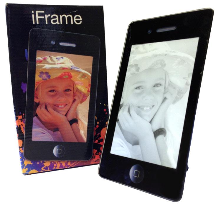 I-Frame for Photos - Assorted Prizes - Prizes & Novelties