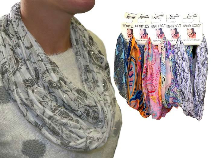 Infinity Fashion Scarf - Prizes for Ladies - Prizes & Novelties