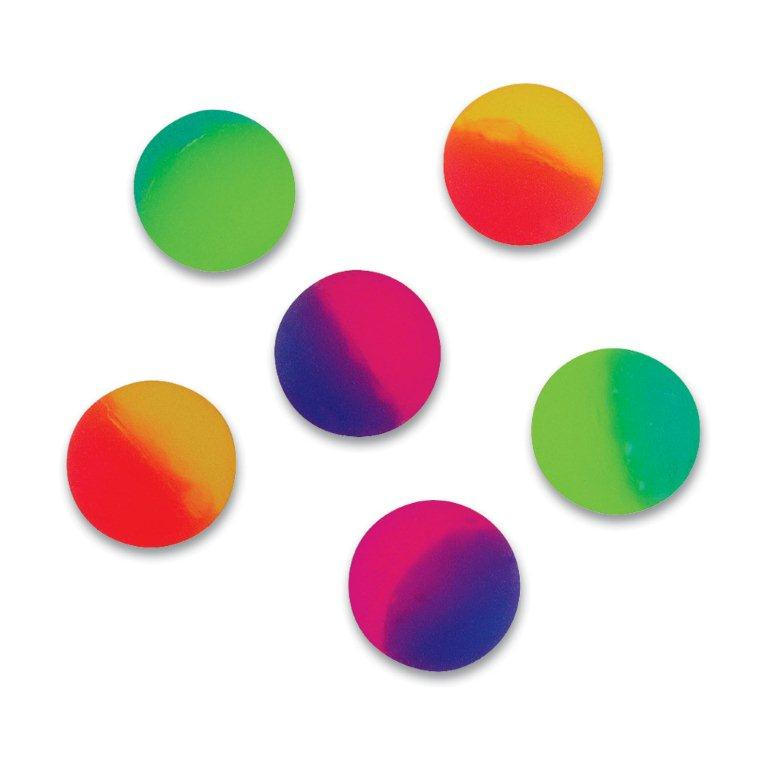 Multi Colored Superball - Prizes For Boys & Girls - Prizes & Novelties