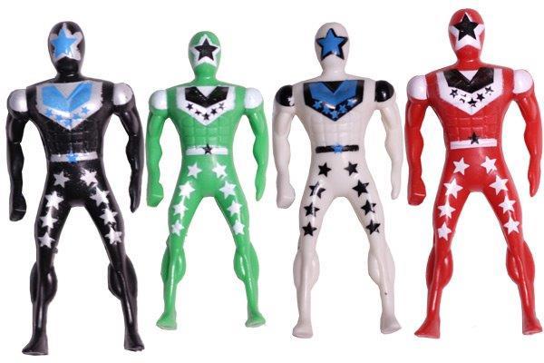 Power Hero Action Figure - Prizes For Boys & Girls - Prizes & Novelties