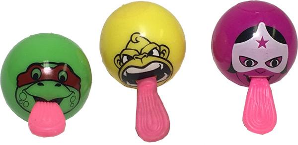 Superhero Slingshot Light Up Ball - Prizes For Boys & Girls - Prizes & Novelties