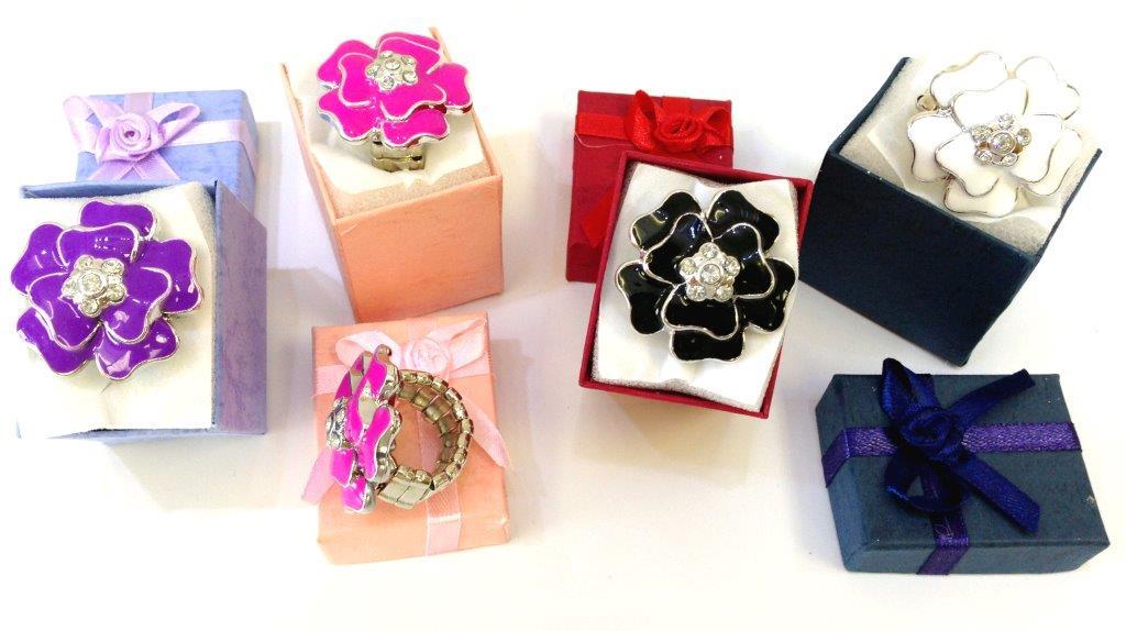 Blossom Ring - Jewelry Novelties - Prizes & Novelties