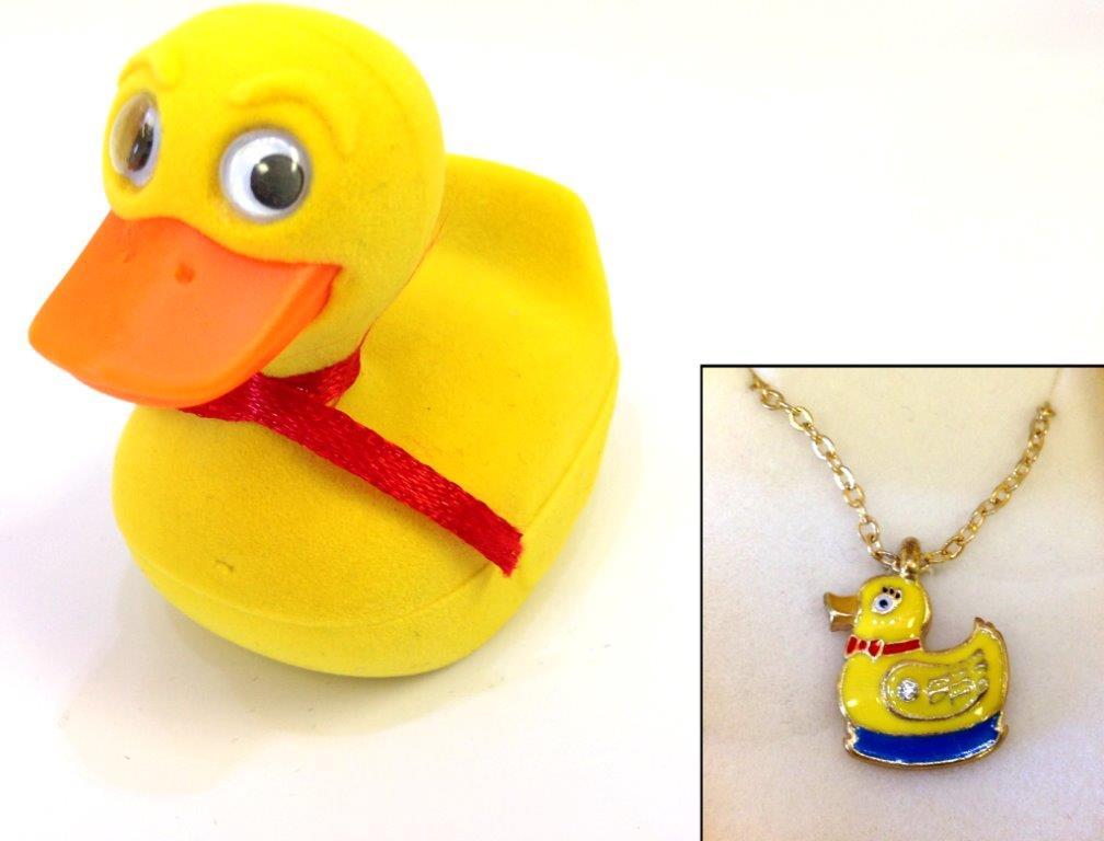Duck Pendant - Jewelry Novelties - Prizes & Novelties