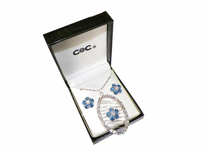Fancy Necklace & Earrings Set - Jewelry Novelties - Prizes & Novelties