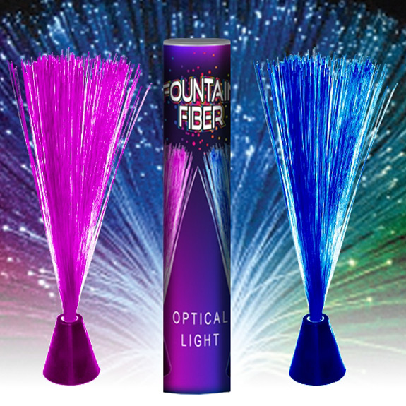 9'' Fiber Optic Lamp