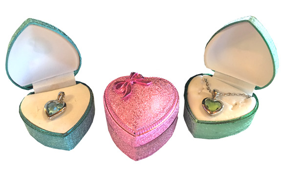 Jewels of the Heart Necklace - Jewelry Novelties - Prizes & Novelties