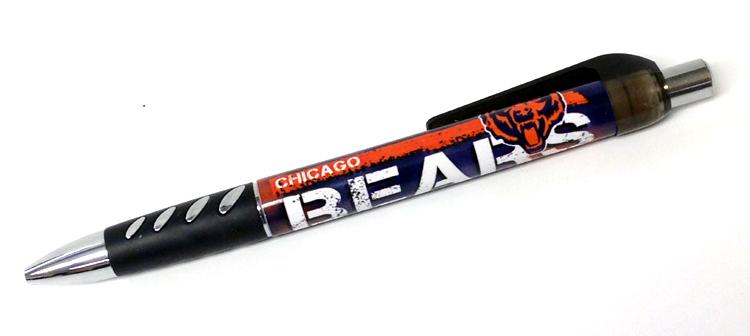 Chicago Bears NFL Sprinter Pen - Sports Team Logo Prizes - Prizes & Novelties