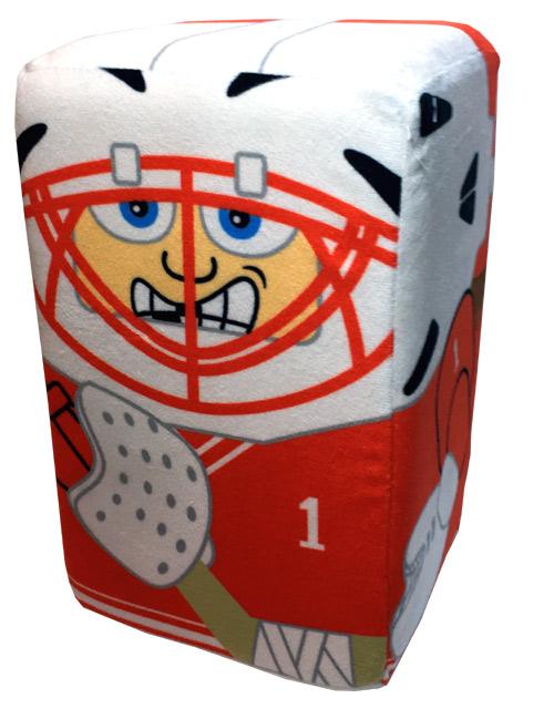 Chicago Hockey Player Stakz Plush - Sports Team Logo Prizes - Prizes & Novelties