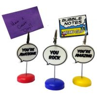 Bubble Notes Memo Clip - Assorted Prizes - Prizes & Novelties