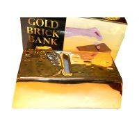 Gold Brick Bank - Prizes For Boys & Girls - Prizes & Novelties