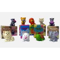 Mini Animal Decoration in Box - Prizes For Boys & Girls - Prizes & Novelties