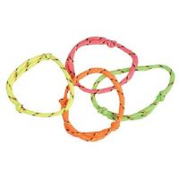 Nylon Friendship Rope Bracelets - Prizes For Boys & Girls - Prizes & Novelties