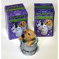 Puppy Welcome Figurine - Assorted Prizes - Prizes & Novelties