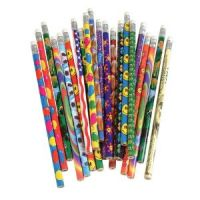Pencils Assorted - Prizes For Boys & Girls - Prizes & Novelties