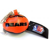 Vinyl Key Chain - Chicago Bears - Sports Team Logo Prizes - Prizes & Novelties