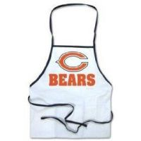 Chicago Bears - NFL Grill Apron - Sports Team Logo Prizes - Prizes & Novelties
