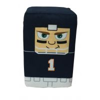 Chicago Football Player Stackable Plush - Sports Team Logo Prizes - Prizes & Novelties