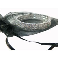 Diamond Stretch Bracelet in Jewelry Pouch - Jewelry Novelties - Prizes & Novelties