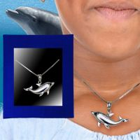 Dolphin Freedom Necklace