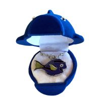 Dory Sea Life Necklace - Matching Box - Jewelry Novelties - Prizes & Novelties