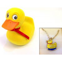 Duck Pendant - Jewelry Novelties - Prizes & Novelties
