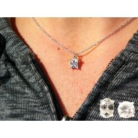 Genuine Cubic Zirconia Pendant in Blue Box - Jewelry Novelties - Prizes & Novelties