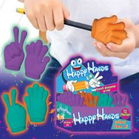 Happy Hands Pencil Sharpener Eraser