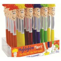 Harry Highlighter Pen - Prizes For Boys & Girls - Prizes & Novelties