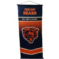 Chicago Bears NFL Team Banner - Sports Team Logo Prizes - Prizes & Novelties