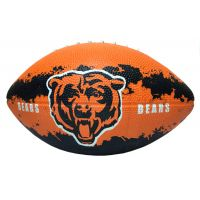 Chicago Bears NFL 7 Inch Action Football - Sports Team Logo Prizes - Prizes & Novelties