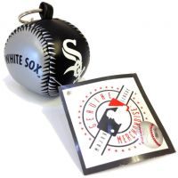 Vinyl Key Chain - White Sox - Sports Team Logo Prizes - Prizes & Novelties
