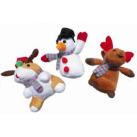 Holiday Plush 5.5 Inch - Plush Gifts - Prizes & Novelties