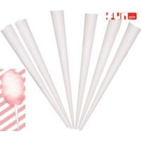 Cotton Candy Cones - 60 Pack - Cotton Candy Supplies - Prizes & Novelties